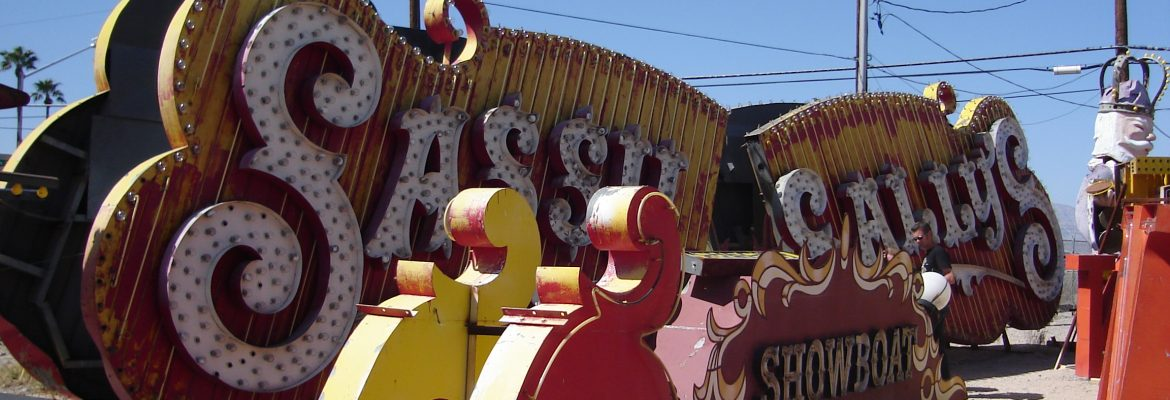 Neon Boneyard – a Las Vegas must see attraction