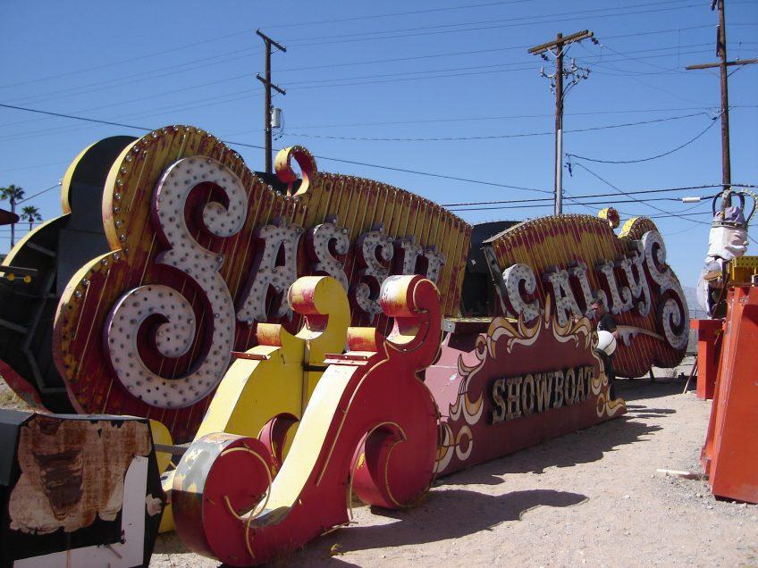 Neon Boneyard – a Las Vegas must see attraction