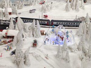 The North Pole in miniature