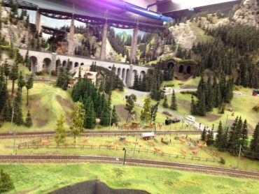 Hamburg's Miniatur Wunderland – fun for all ages