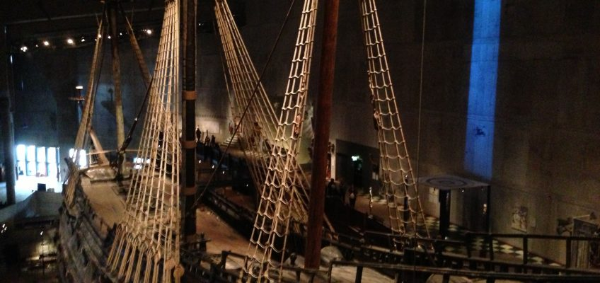 Vasa Museum – restoring Sweden's iconic ship