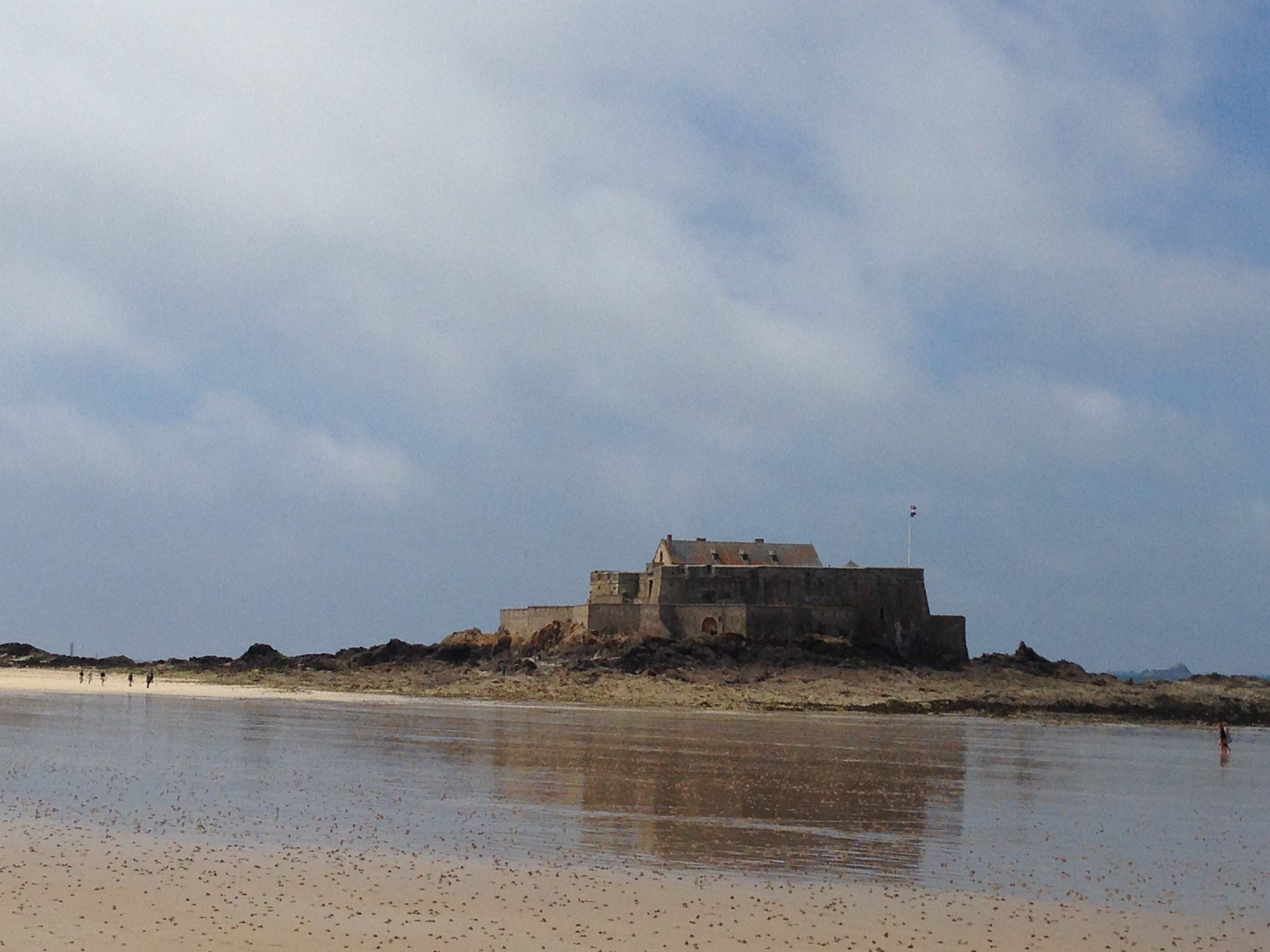 Fort National of St Malo