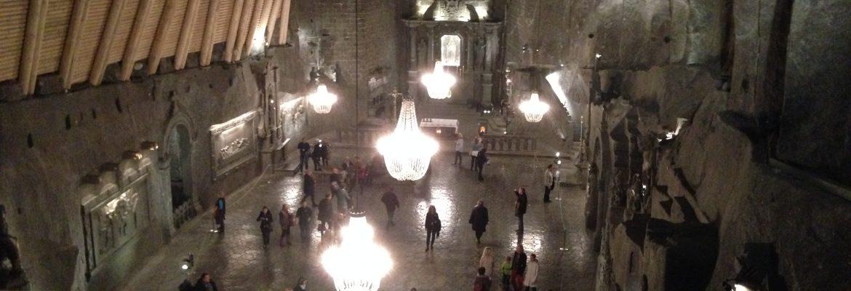 Wieliczka – The crown jewels of Poland