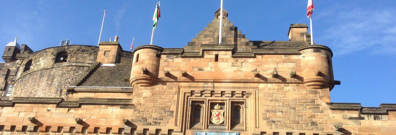 Edinburgh Castle – an essential visit