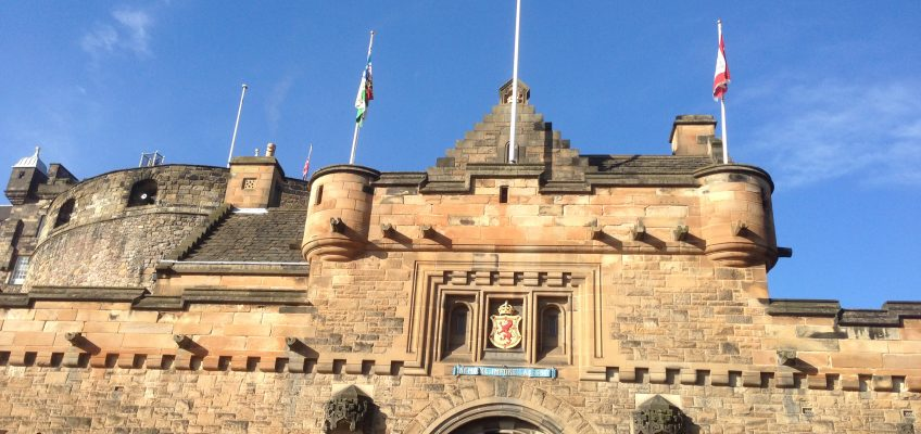 Edinburgh Castle – an essential visit