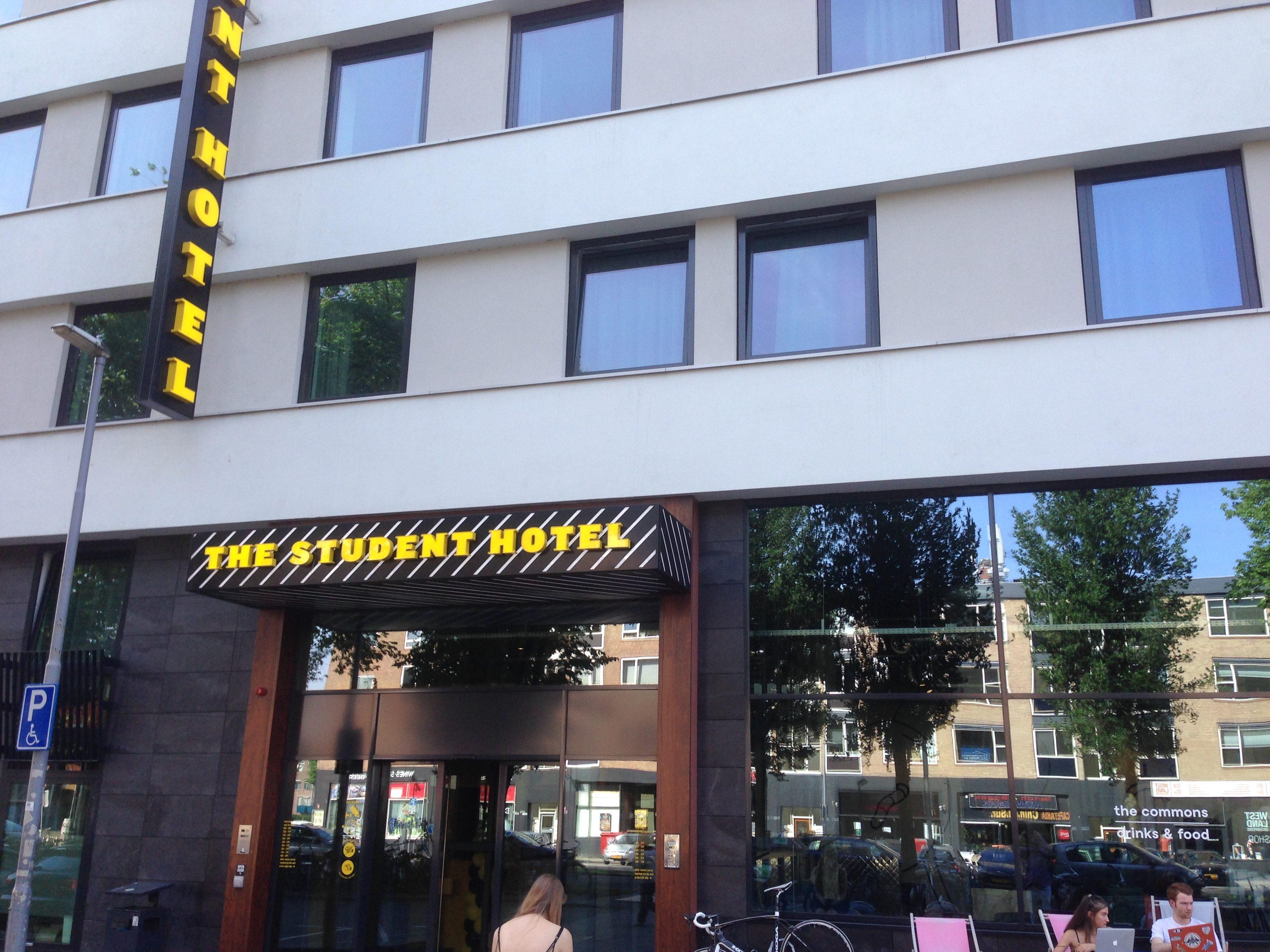 Student Hotel Rotterdam