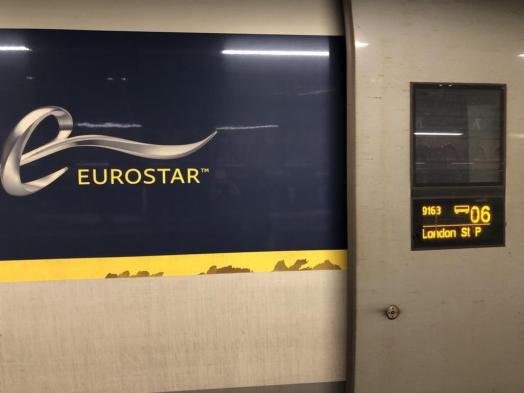 Eurostar Lille