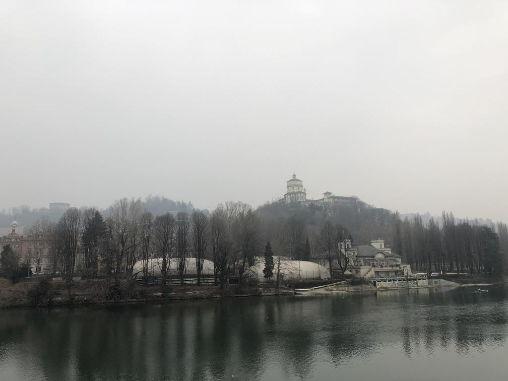 Turin and Superga Hill