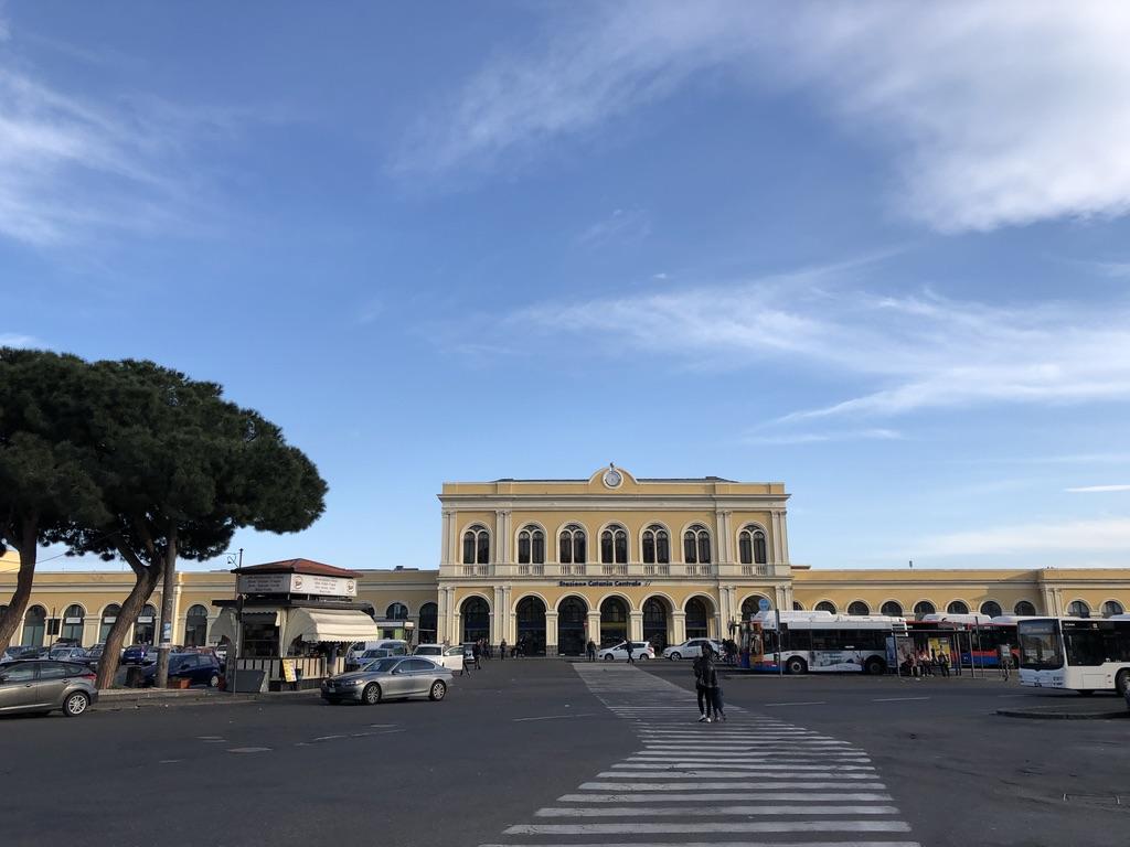 Catania Station