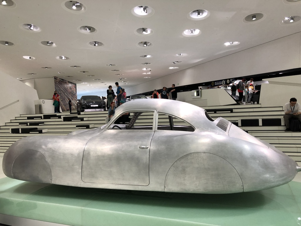 Made in Stuttgart the earliest Porsche prototype