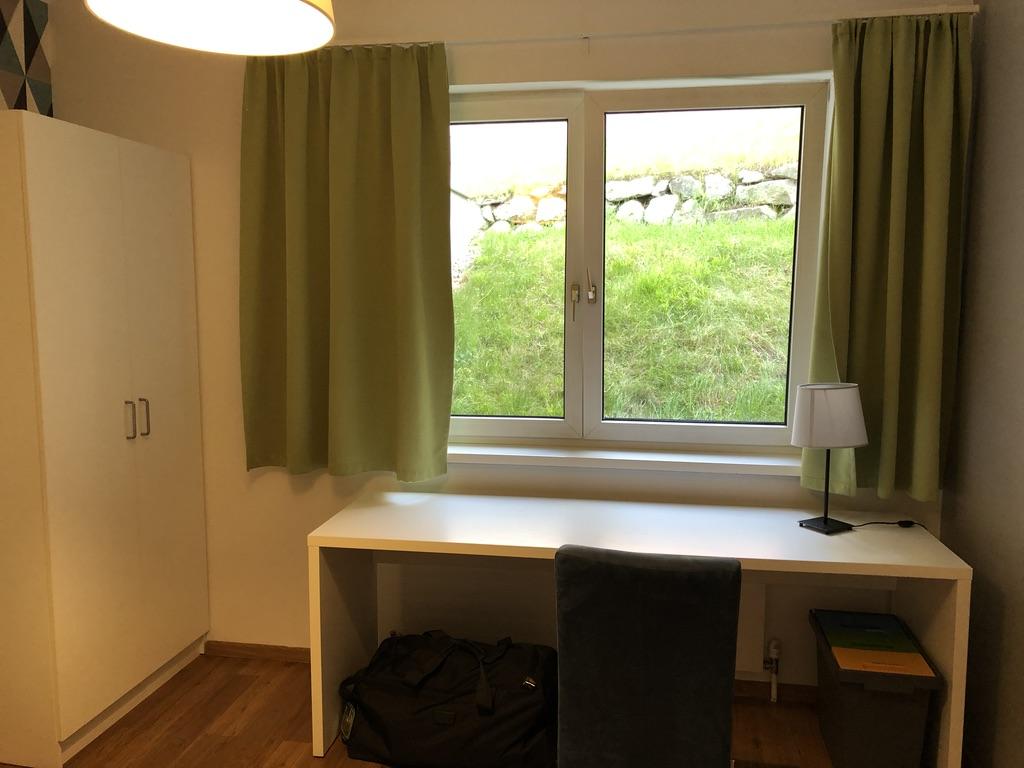 Private hostel room view at Hostel Marmota Innsbruck