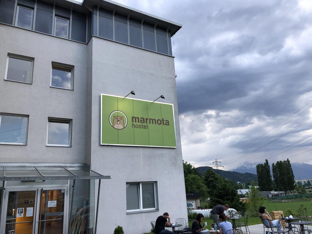 Hostel Marmota Innsbruck