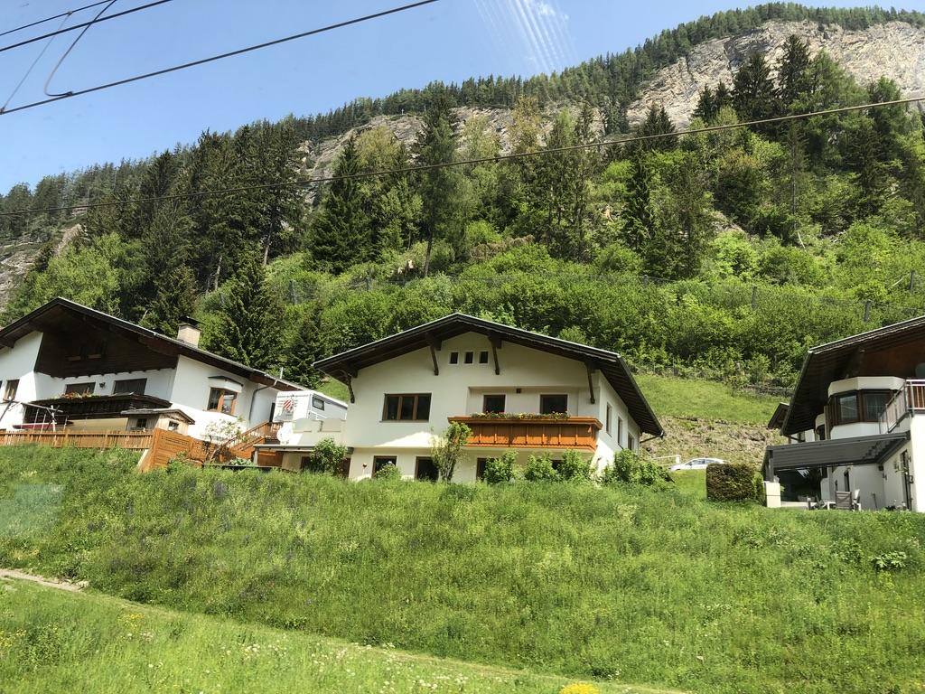 Trento mountain life.
