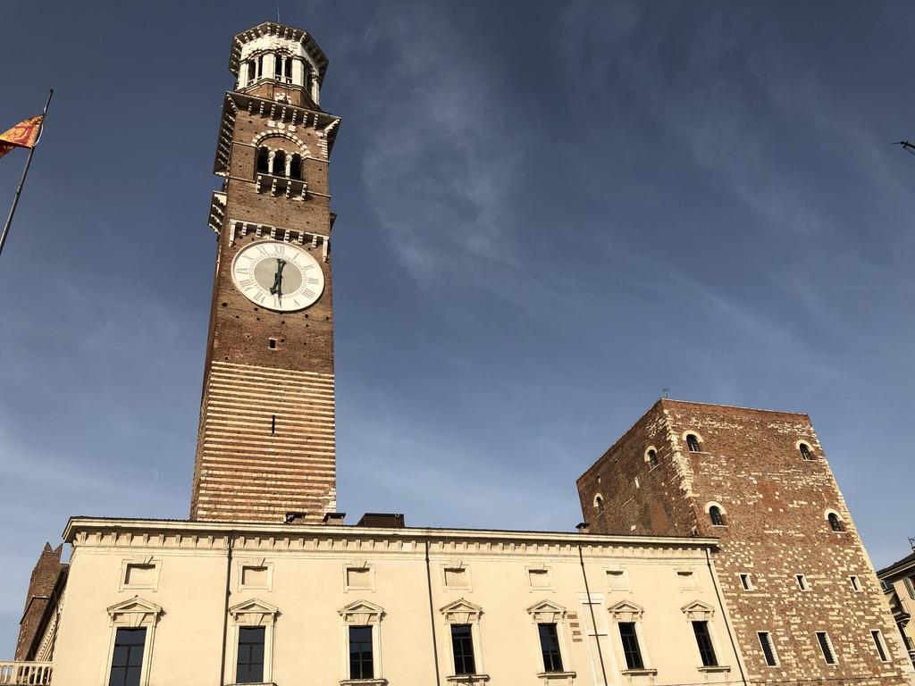 Torre di Lamberti in Verona