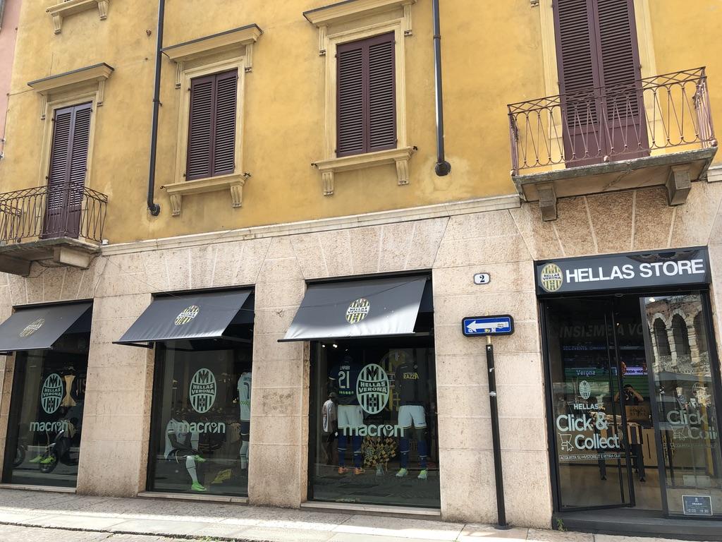 Fc Hellas Verona club store