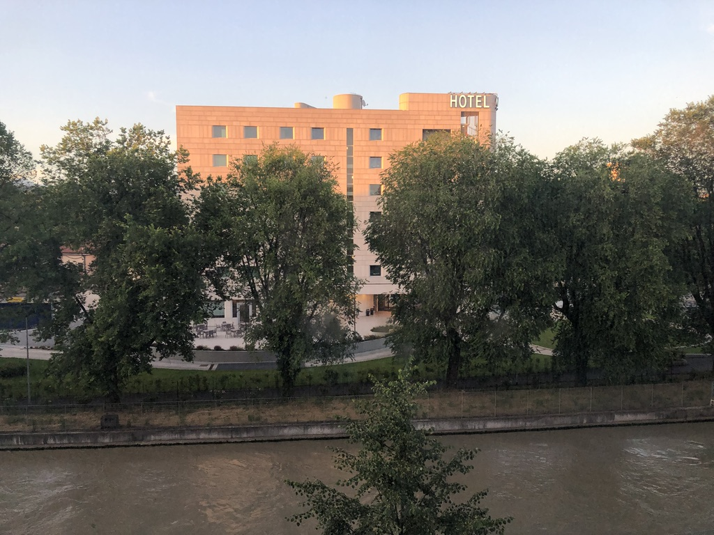 Verona views of River Adige