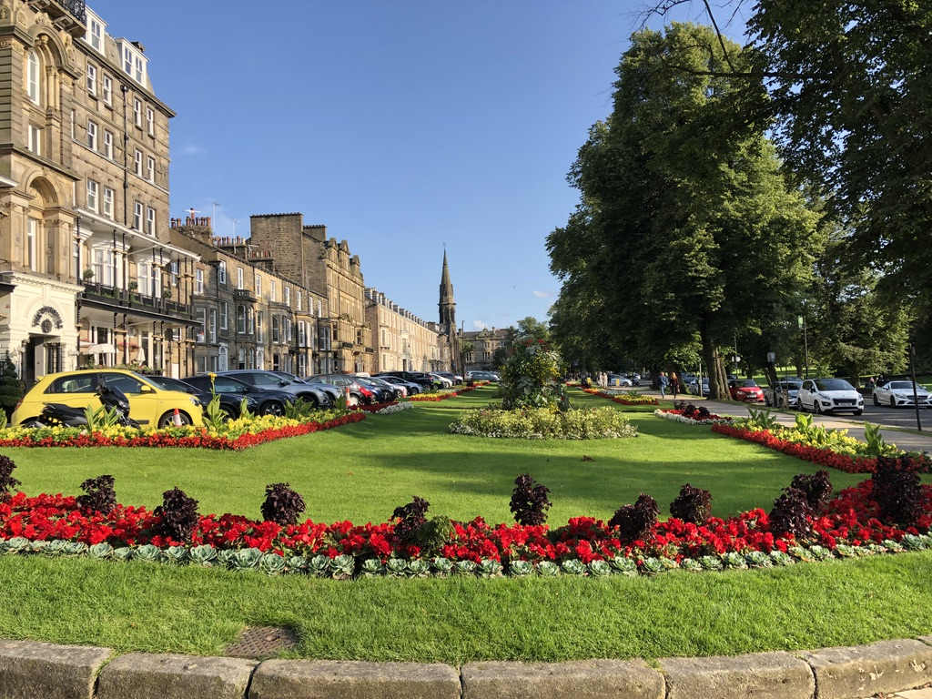 GREAT REASONS TO VISIT HARROGATE