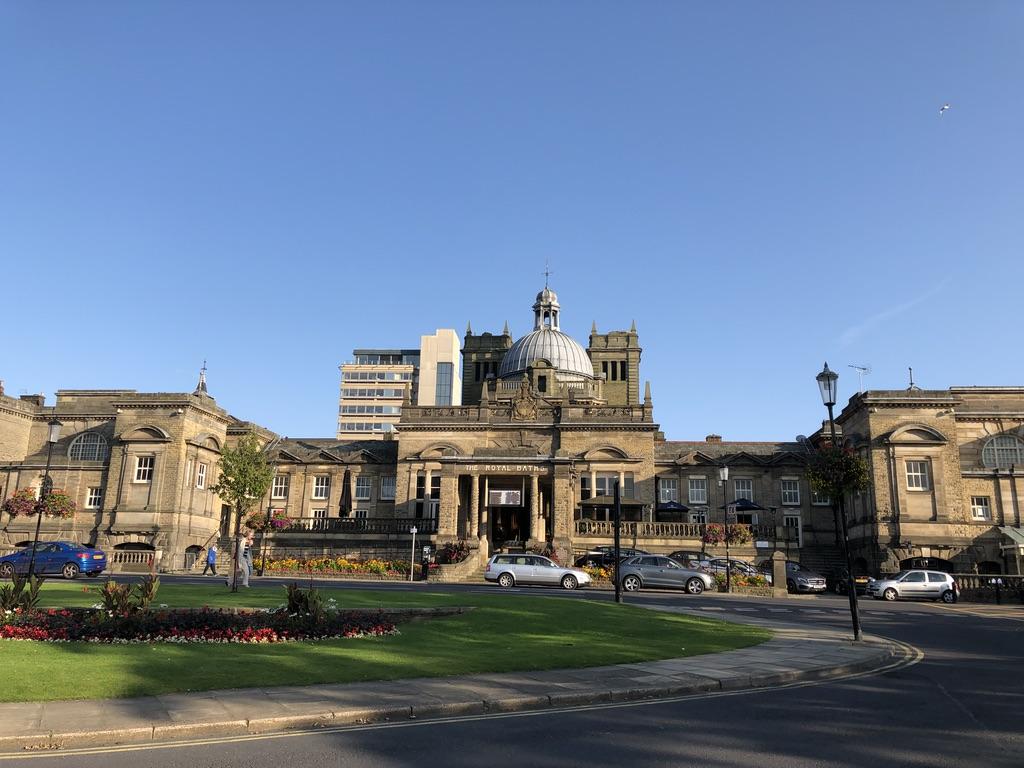 Royal Bath House in Harrogate