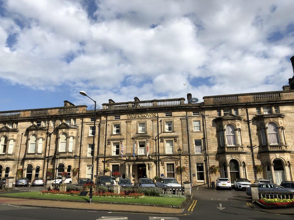 The Crown Hotel in Harrogate