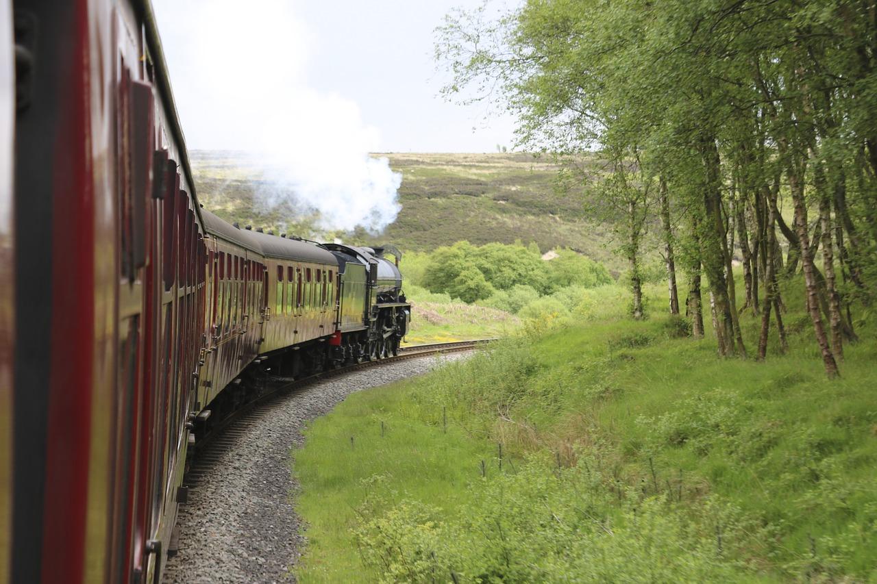 North York Moors steam railway